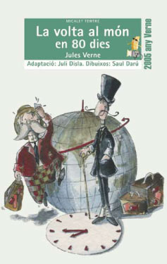 Bromera lanza cuatro títulos como aportación al centenario de la muerte de Julio Verne