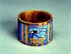 Tesoros del antiguo Egipto