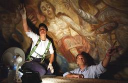 Cultura presenta los resultados de las restauraciones para La luz de las imágenes 2005